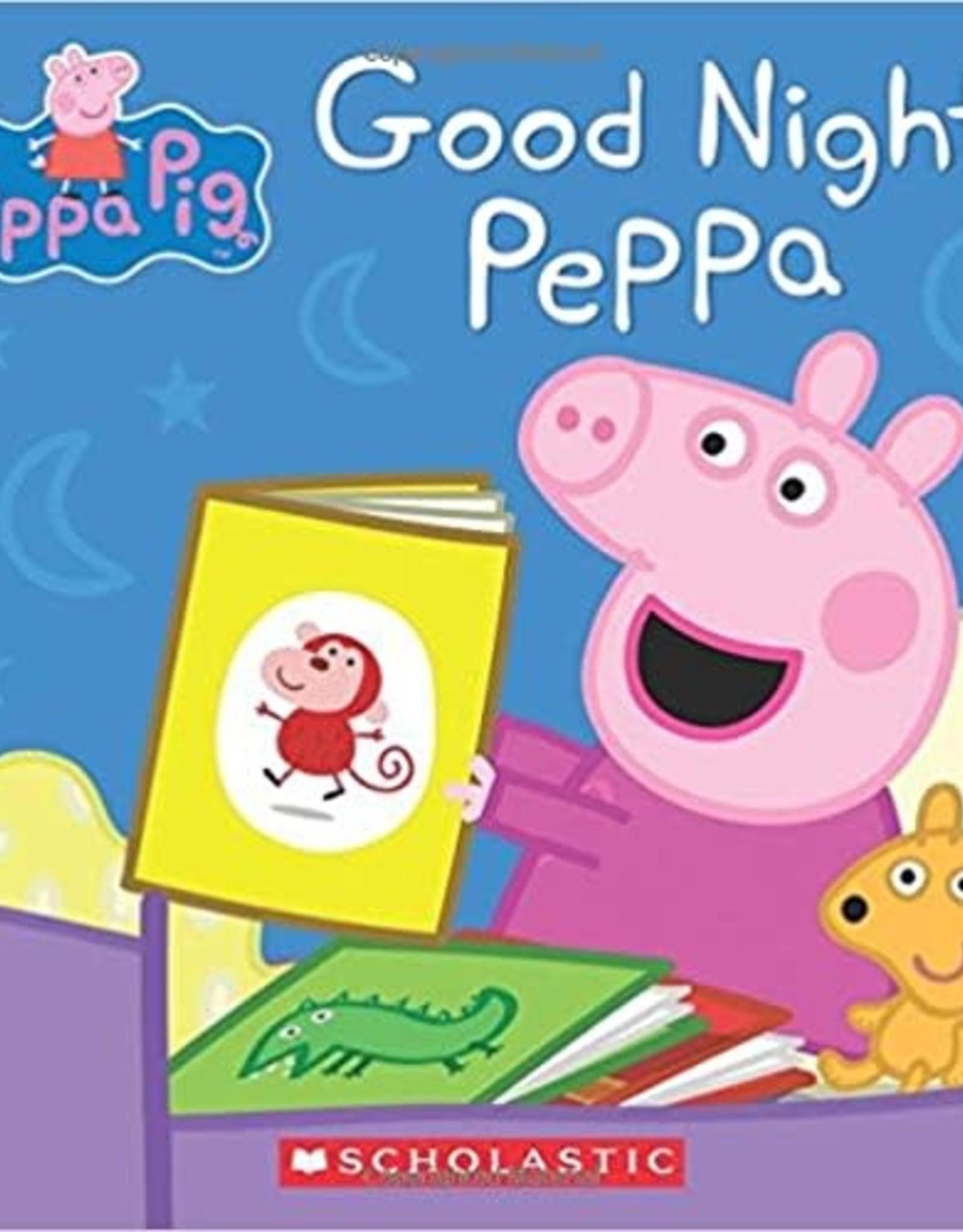 Scholastic Peppa Pig Good Night, Peppa
