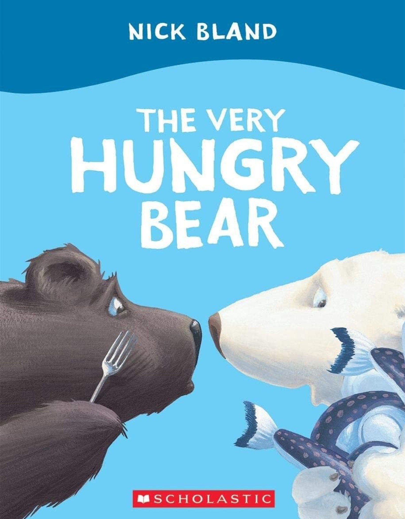 Scholastic The Very Hungry Bear