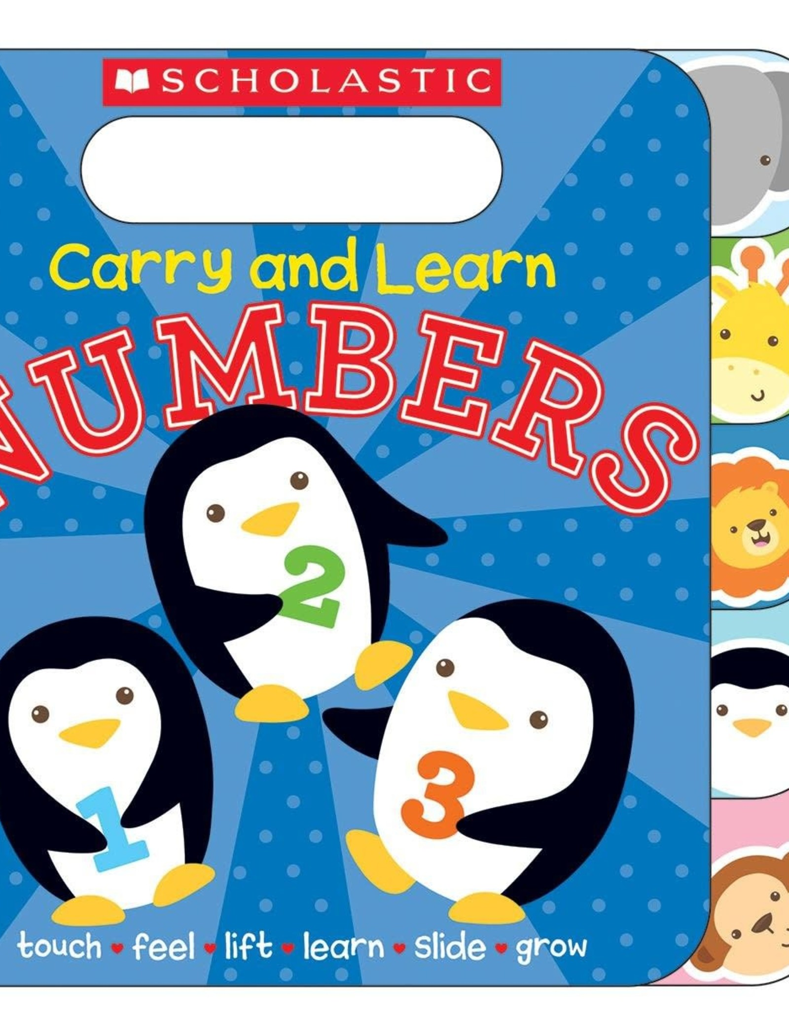 Scholastic Carry And Learn Numbers