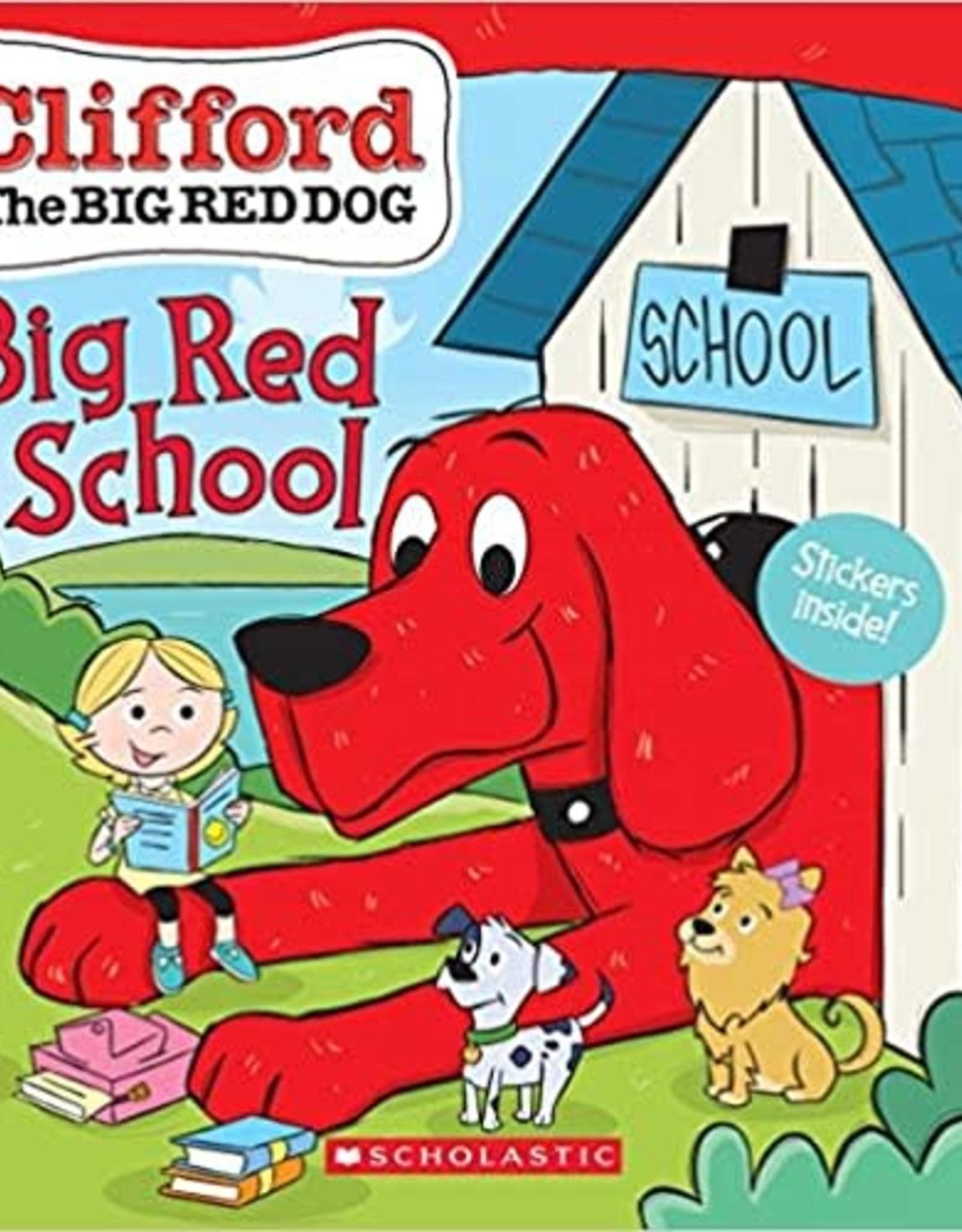 Scholastic Clifford Big Red School