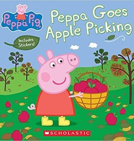 Scholastic Peppa Pig Peppa Goes Apple Picking