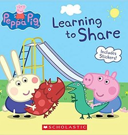 Scholastic Peppa Pig Learning To Share