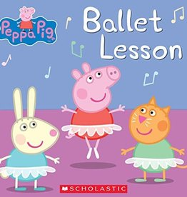 Scholastic Peppa Pig Ballet Lesson