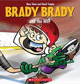 Scholastic Brady Brady And The MVP