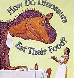 Scholastic How Do Dinosaurs Eat Their Food?