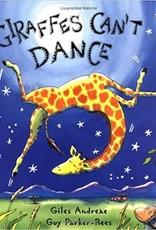Scholastic Giraffes Can't Dance Hardcover