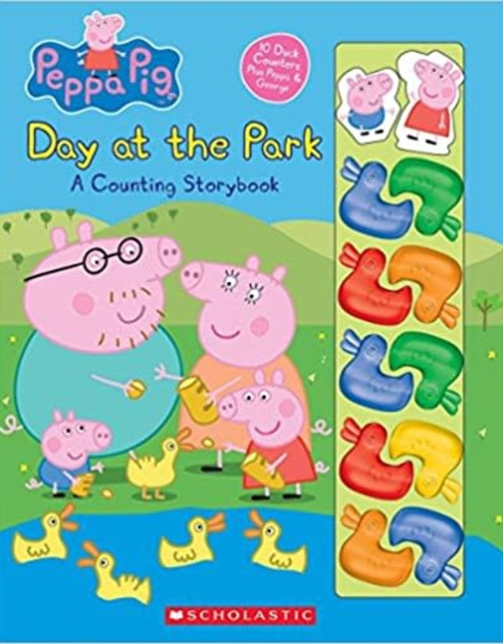 Scholastic Peppa Pig Day At The Park