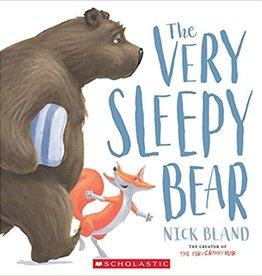 Scholastic The Very Sleepy Bear