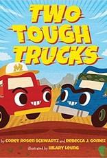 Scholastic Two Tough Trucks