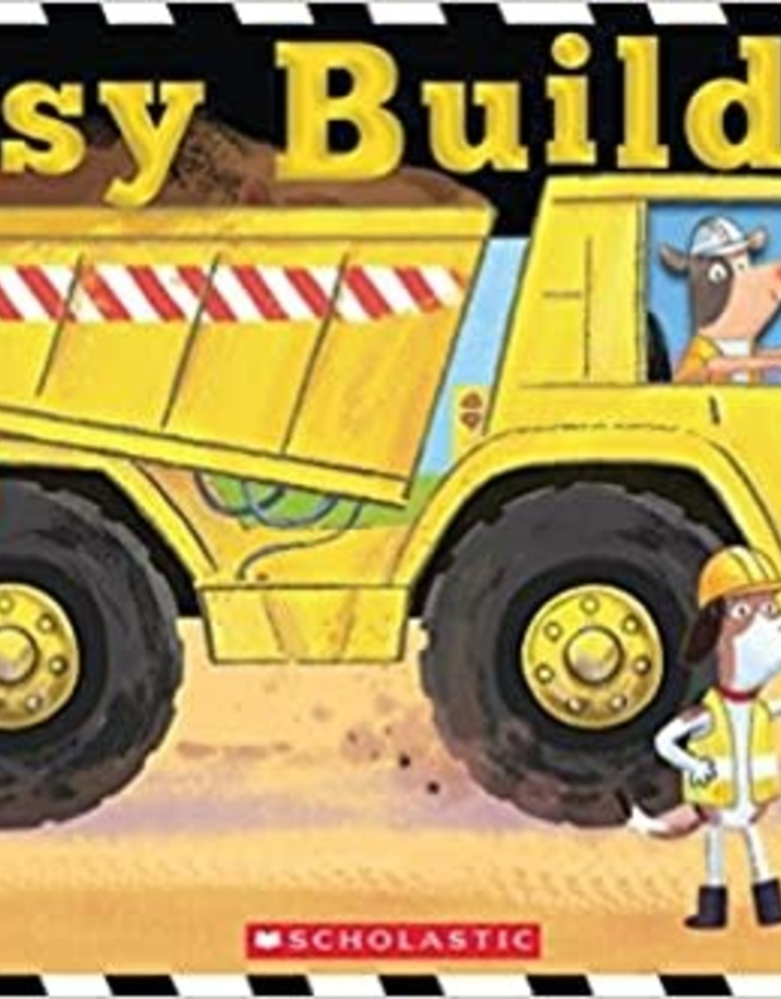 Scholastic Busy Builders