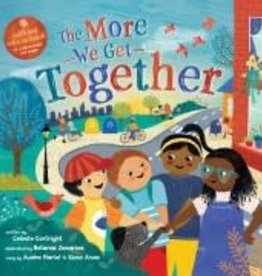 Barefoot Books The More We Get Together (With CD)