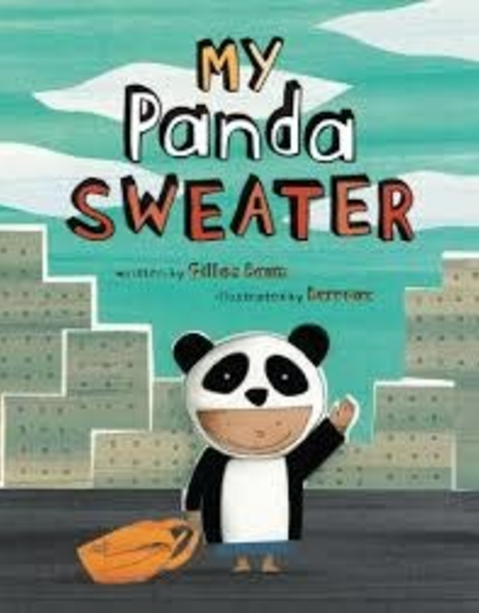 Barefoot Books My Panda Sweater (Hardcover)