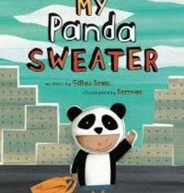 Barefoot Books My Panda Sweater (Hardcover)