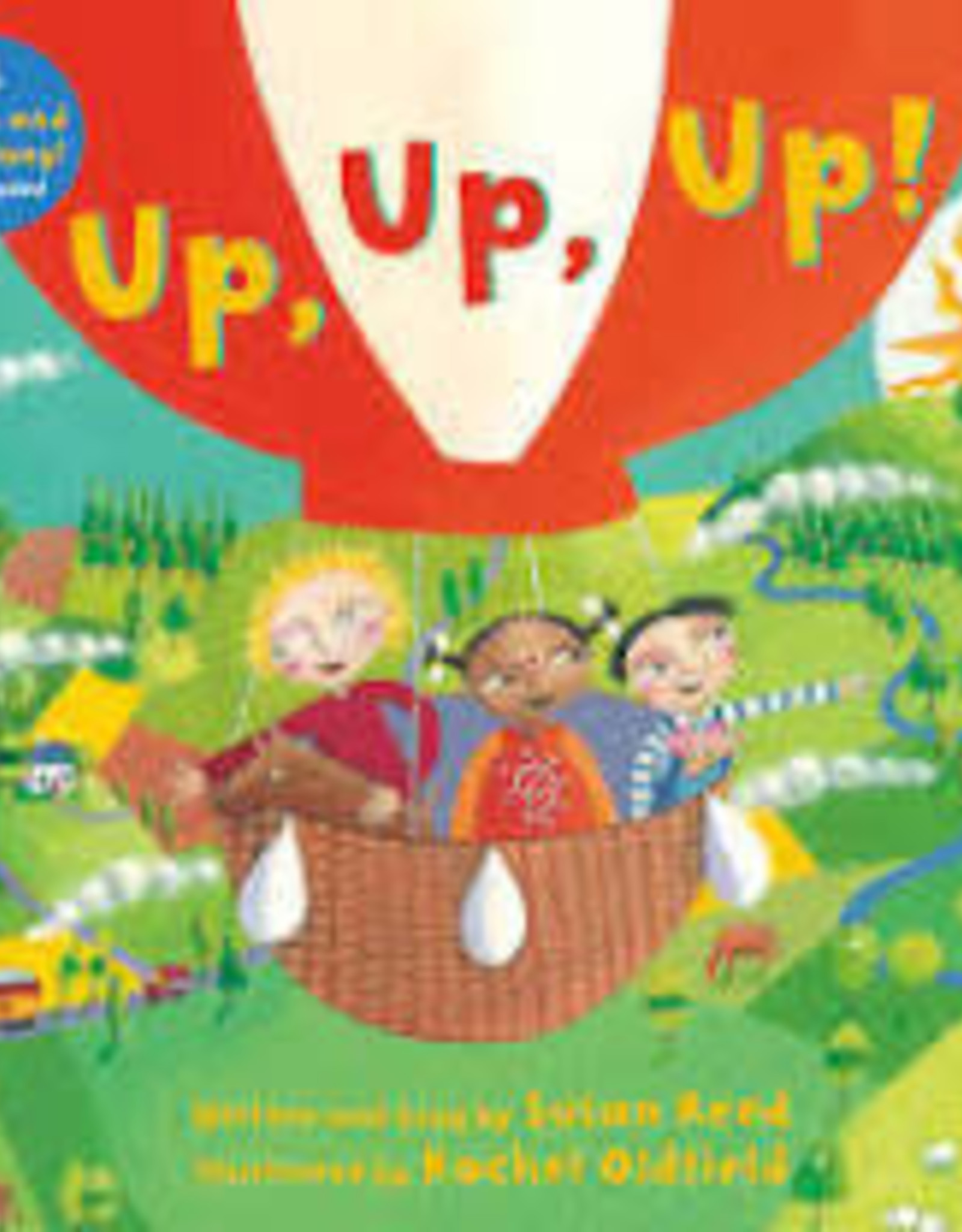 Barefoot Books Up, Up, Up!