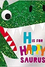 H is for Happysaurus