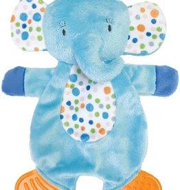 Manhattan Toy Teether Elephant Snuggle Blankie