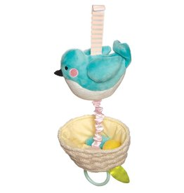 Manhattan Toy Lullaby Bird Pull Musical Toy