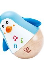 Hape Toys Hape Penguin Musical Wobbler