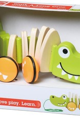 Hape Toys Hape Walk-a-long Crocodile