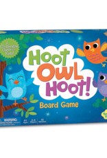 Peaceable Kingdom Peaceable Kingdom Hoot Owl Hoot! Board Game