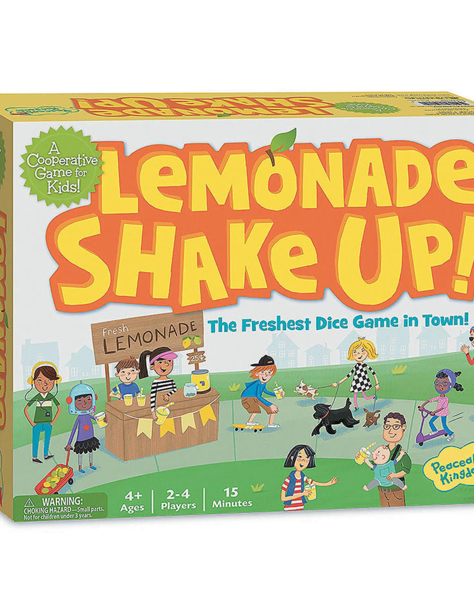 Peaceable Kingdom Peaceable Kingdom Lemonade Shake Up Game