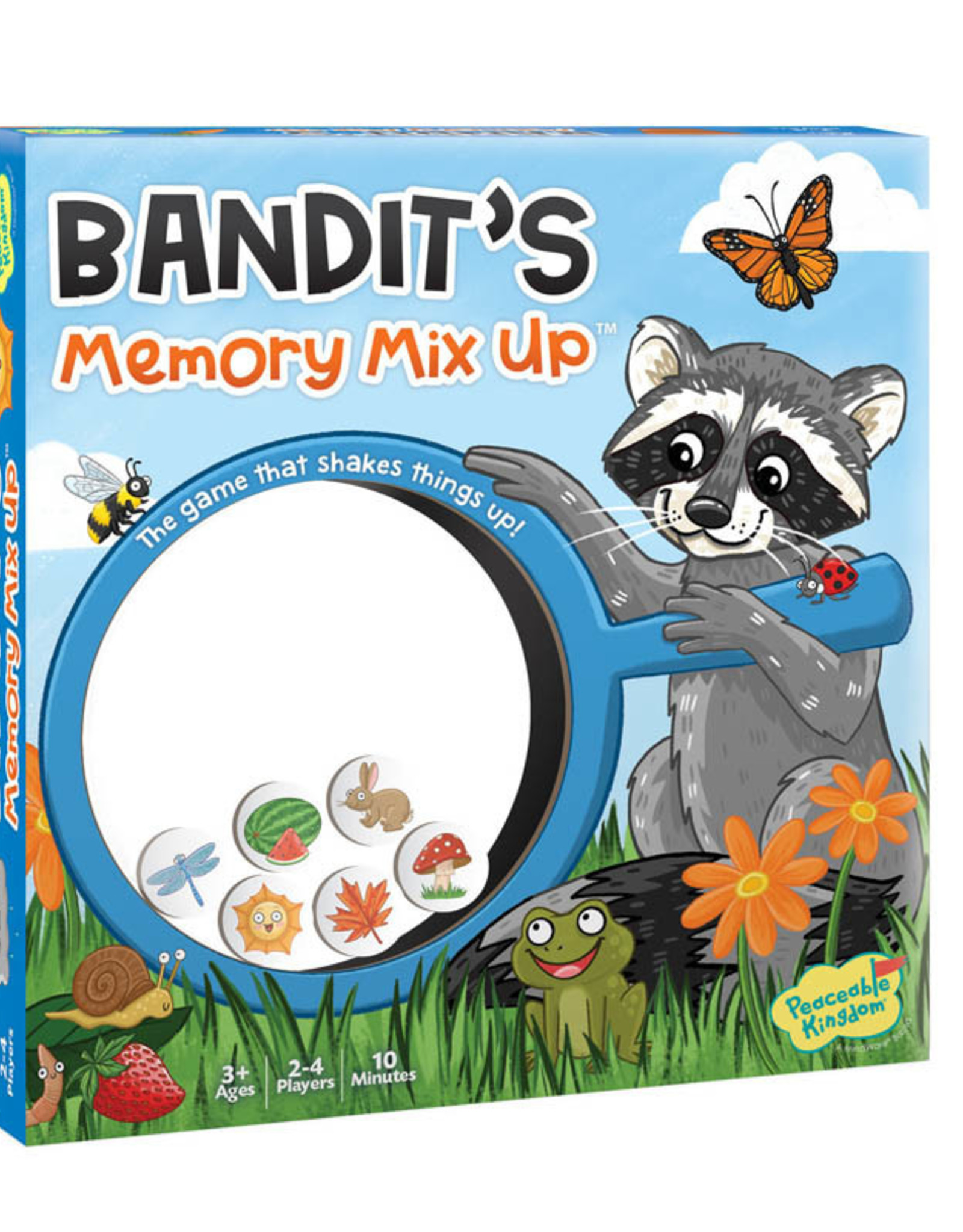 Peaceable Kingdom Bandit's Memory Mix Up