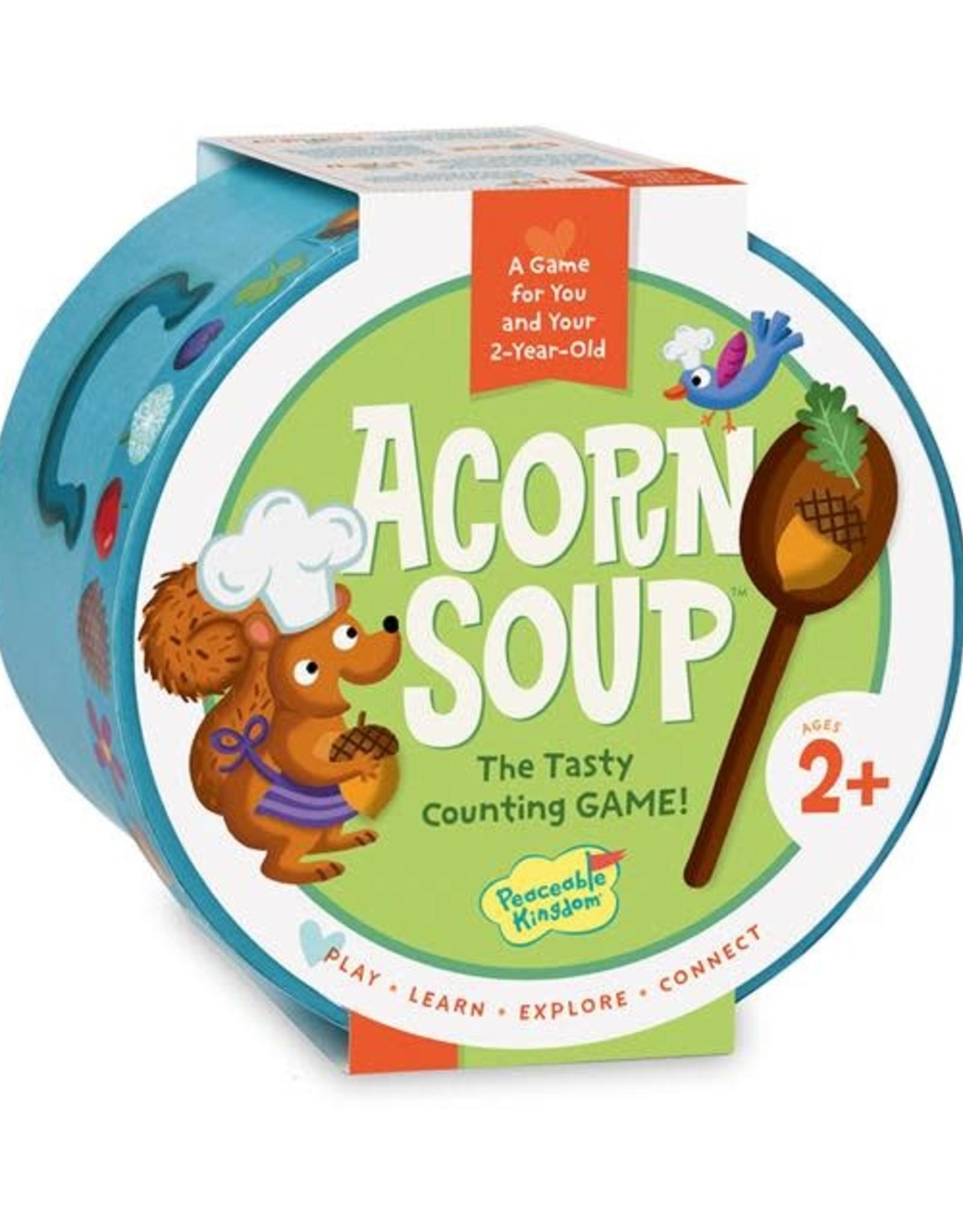 Peaceable Kingdom Peaceable Kingdom Acorn Soup Game