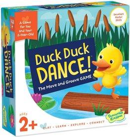 Peaceable Kingdom Duck Duck Dance!