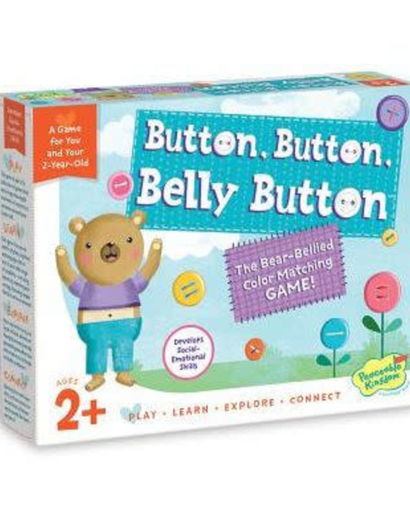 Peaceable Kingdom Peaceable Kingdom Button, Button Belly Button