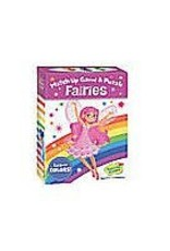 Peaceable Kingdom Fairies Color Match Up Game