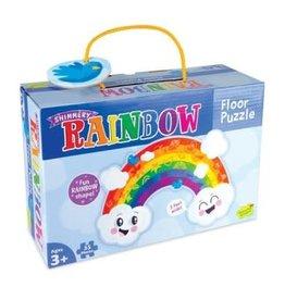 Peaceable Kingdom Rainbow Floor Puzzle