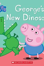 Scholastic George's New Dinosaur