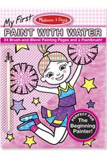 Melissa & Doug Melissa & Doug My First Paint with Water - Cheerleaders, Flowers, Fairies