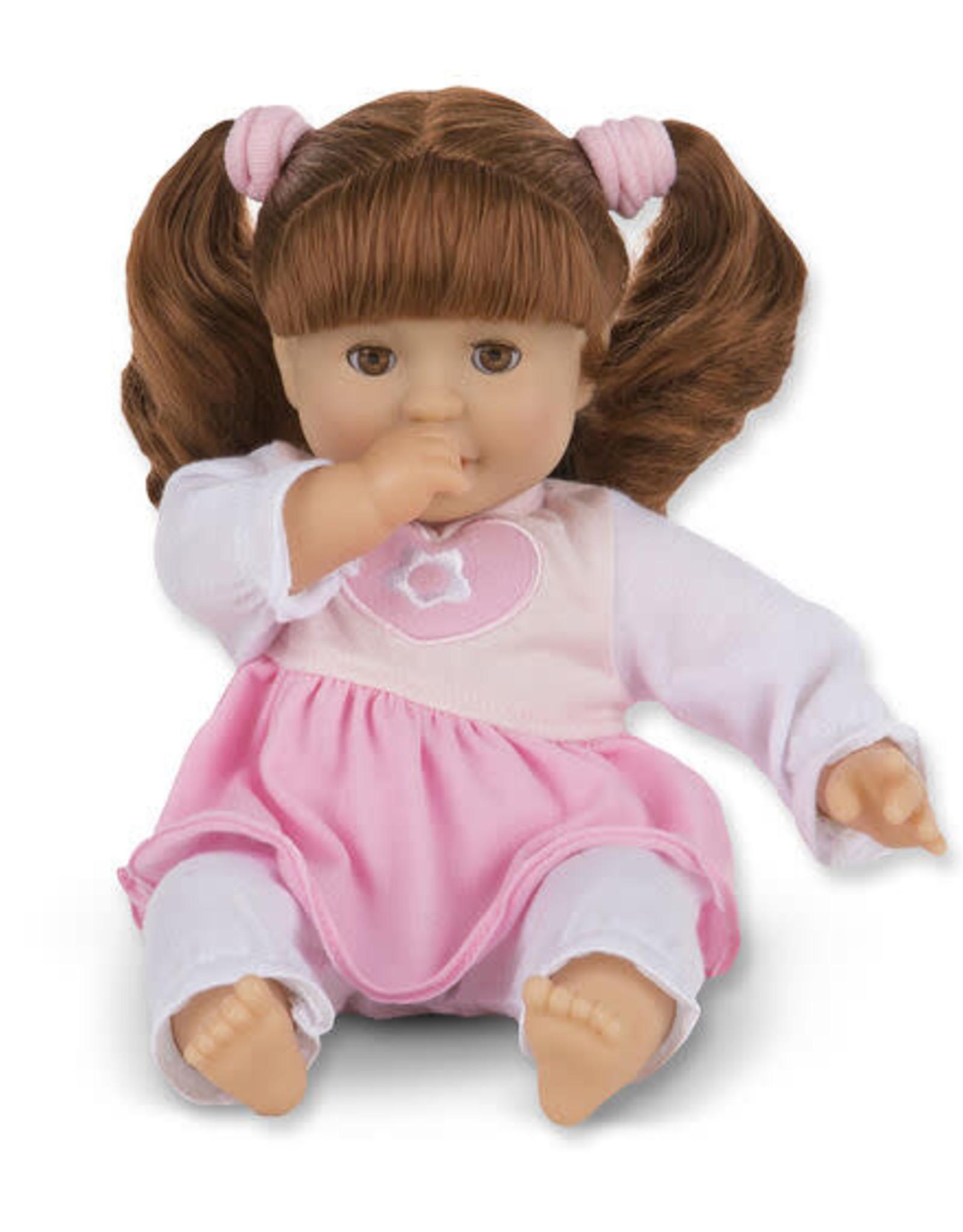 "Melissa & Doug Melissa & Doug Mine to Love Brianna Doll 12"""