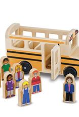 Melissa & Doug Melissa & Doug Wooden School Bus