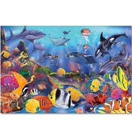 Melissa & Doug Melissa & Doug 48pc Underwater Floor Puzzle