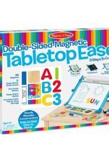 Melissa & Doug Melissa & Doug Wooden Double-Sided Tabletop Easel