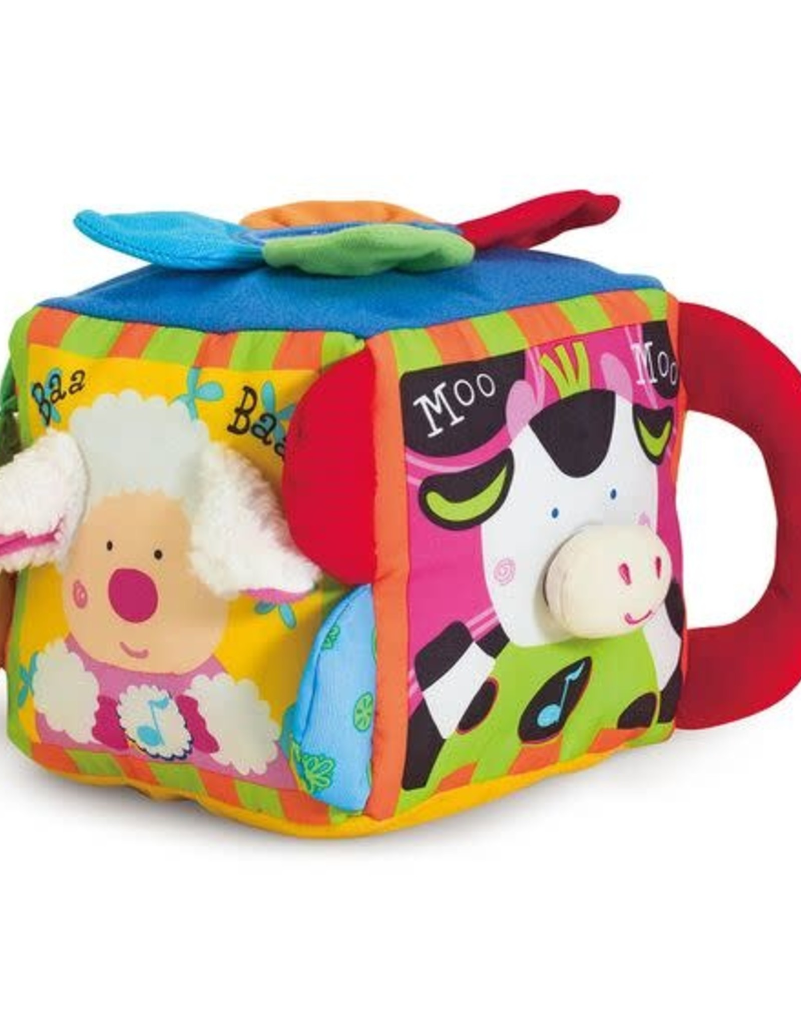 Melissa & Doug Melissa & Doug Musical Farmyard Cube