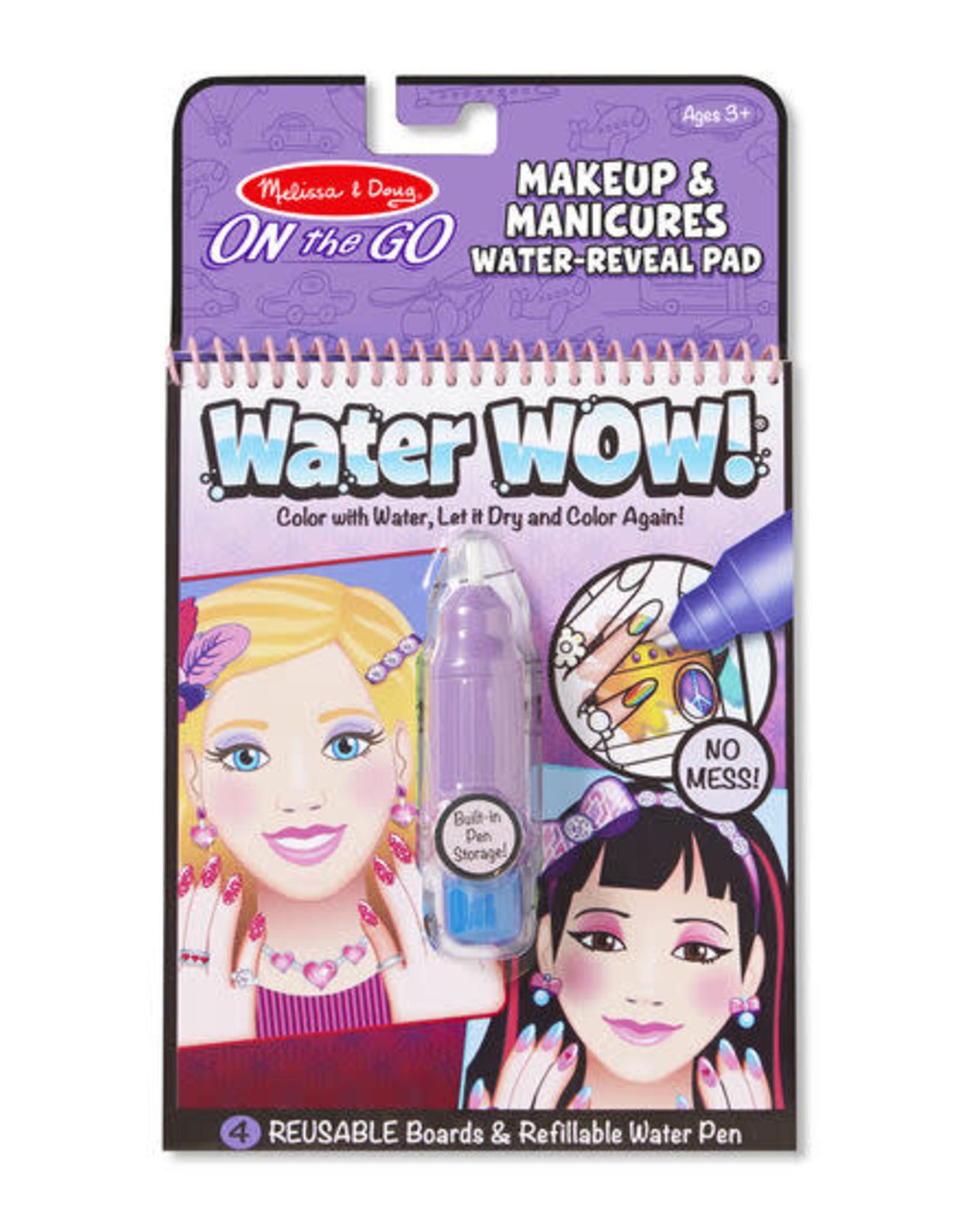 Melissa & Doug Melissa & Doug Water Wow! - Makeup & Manicures