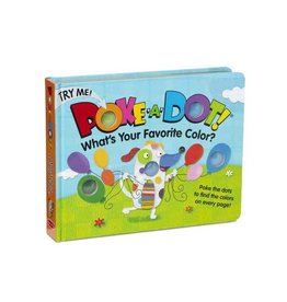 Melissa & Doug Melissa & Doug Poke-A-Dot - Favourite Colour