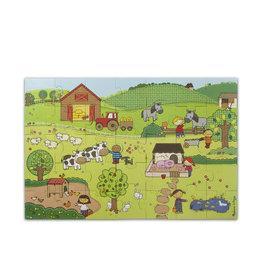 Melissa & Doug Melissa & Doug Giant Floor Puzzle - Farm