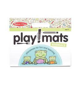 Melissa & Doug Melissa & Doug Playmats - Animals
