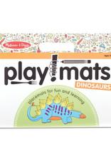 Melissa & Doug Melissa & Doug Playmats - Dinosaurs