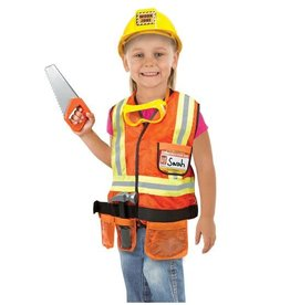 Melissa & Doug Melissa & Doug Construction Worker Role Play Costume