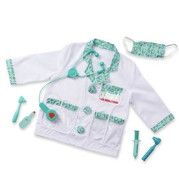Melissa & Doug Melissa & Doug Doctor Role Play Costume