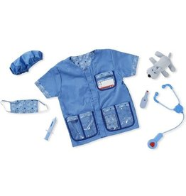 Melissa & Doug Melissa & Doug Veterinarian Role Play Costume