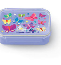 Crocodile Creek Crocodile Creek Bento Box - Butterflies