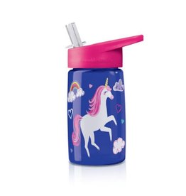 Crocodile Creek Crocodile Creek Drinking Bottle - Unicorns