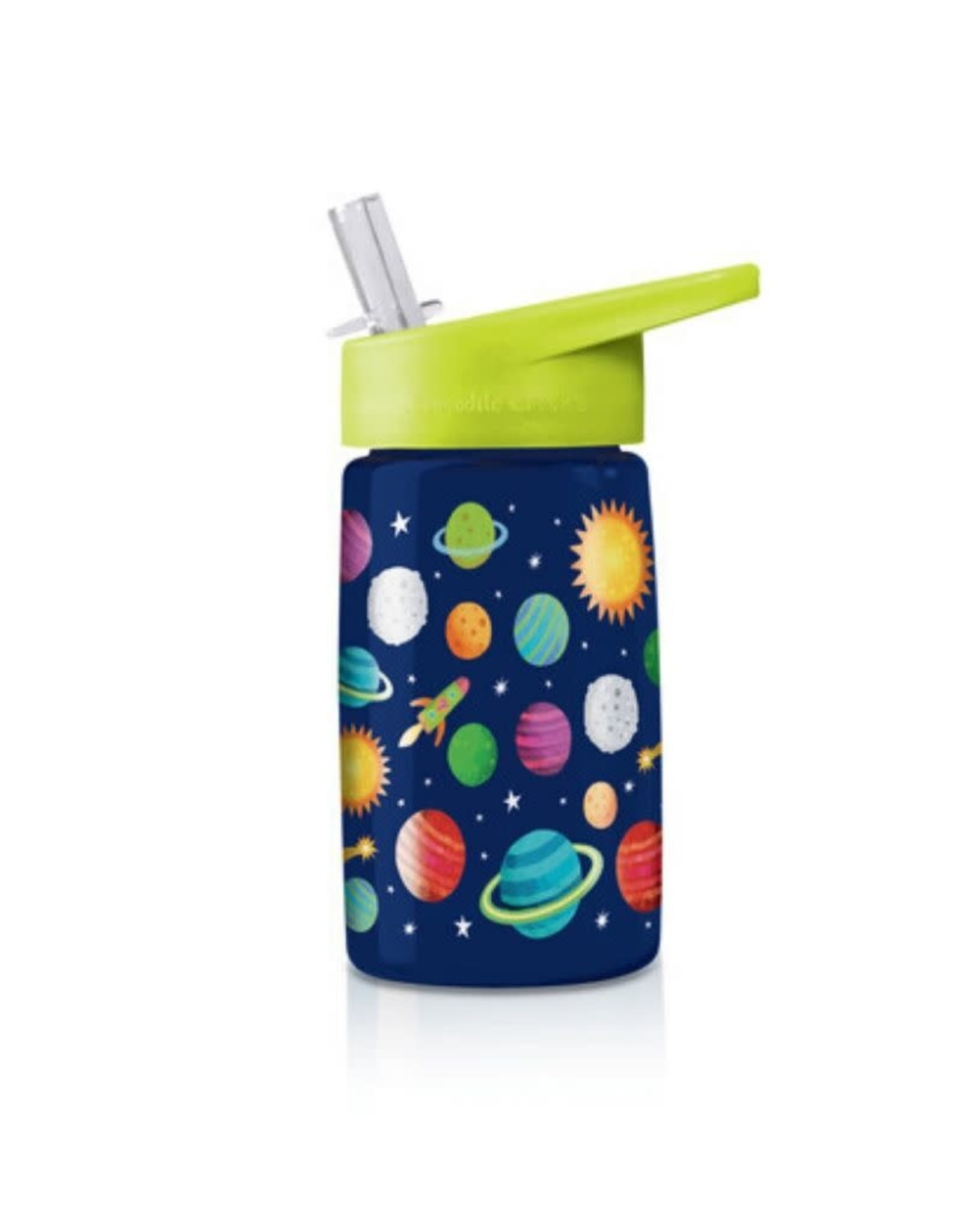 Crocodile Creek Crocodile Creek Drinking Bottle - Solar System