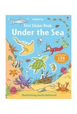 Usborne Usborne First Sticker Book Under the Sea